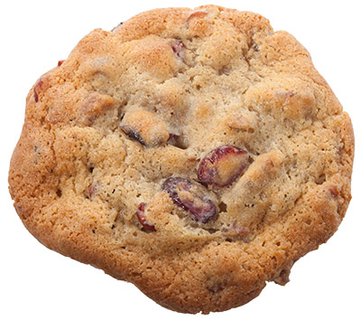 Cranberry Pecan Cookie from King Street Cookies
