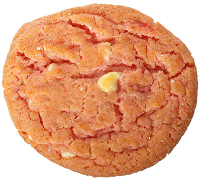Strawberry Fields Forever Cookie from King Street Cookies