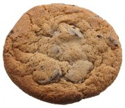 Chocolate Chunk Cookie from King Street Cookies