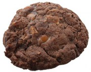 German Chocolate Cookie from King Street Cookies